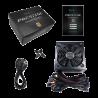 APEVIA Prestige 600W 80 PLUS GOLD Certified Active PFC ATX-PR600W
