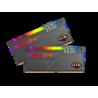 GeIL EVO X II AMD Edition 16GB 3600Mhz (2x8GB) DDR4 (PC4 28800) Intel XMP 2.0 GAEXSY416GB3600C18ADC